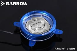 Фото Водоблок для процессора Barrow Energy series INTEL s115x CPU Water Block Blue-Blue (LTFHB-02N)
