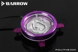 Фото Водоблок для процессора Barrow Energy series INTEL s115x CPU Water Block Purple-Purple (LTFHB-02N)