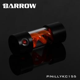 Фото Резервуар Barrow T Virus Reservoir 155 mm Black (Orange Spiral) (LLYKC155)