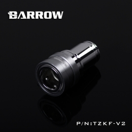 Фото Фитинг быстроразьемный Barrow Quick Disconnect QDC Chrome-Gray (TZKMF-V2)