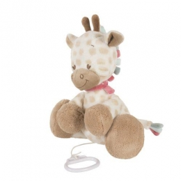 Фото Мягкая игрушка с музыкой жираф Шарлотта (655057)