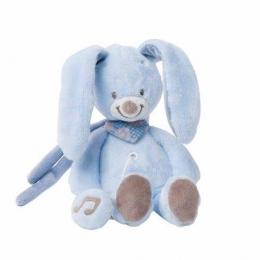 Фото Мягкая игрушка с музыкой кролик Биба (321044)