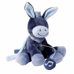 Фото Мягкая игрушка с музыкой ослик Алекс (321075)