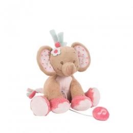 Фото Мягкая игрушка с музыкой слоник Роге (655064)