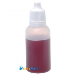 Фото Красный краситель для жидкостей систем водяного охлаждения