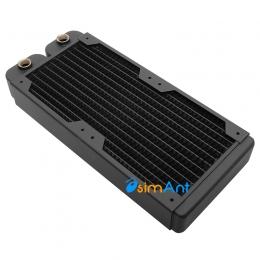Фото Радиатор водяного охлаждения Magicool 240*40mm