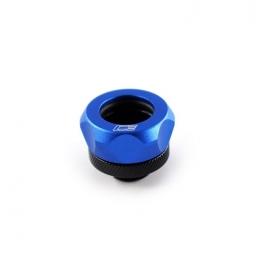 Фото Штуцер быстросъемный ICE 14 мм G1/4, синий