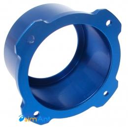 Фото ICE Aluminum armor для помпы D5 (Blue)