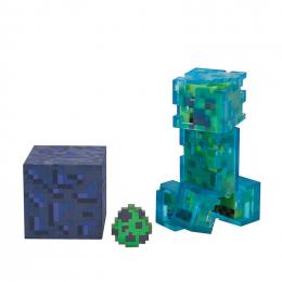 Фото Игровая фигурка Minecraft Charged Creeper серия 3(16476M)