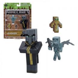 Фото Игровая фигурка Minecraft Evoker серия 4(16495M)