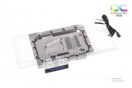 Фото Водоблок для видеокарты Alphacool Eisblock GPX-N Plexi Light Nvidia Geforce RTX 2080 M05 (11690)