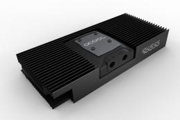 Фото Водоблок для видеокарты Alphacool NexXxoS GPX - Nvidia Geforce GTX 1660 Ti M01 с бэкплейтом (11726)