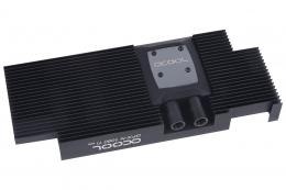 Фото Водоблок Alphacool на видеокарту NexXxoS GPX - Nvidia Geforce GPX-N 1080Ti M26 с бэкплейтом