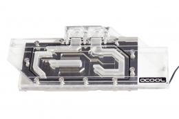 Фото Водоблок Alphacool для видеокарт Eisblock Aurora Plexi GPX-N Nvidia Geforce RTX 2080 / 2080Ti FE