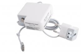 Фото Блок питания для ноутбуков APPLE 220V, 85W: 20V, 4.25A (MagSafe 2) PowerPlant