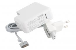 Фото Блок питания для ноутбуков APPLE 220V, 16.5V 60W 3.65A (MagSafe 2) PowerPlant