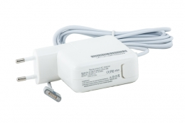 Фото Блок питания для ноутбуков APPLE 220V, 45W: 14.85V 3.05A (MagSafe2) PowerPlant