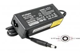Фото Блок питания для ноутбуков HP 220V, 65W: 19.5V 3.73A (4.8*1.7 mm) PowerPlant
