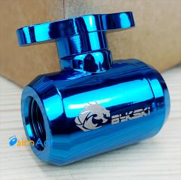 Фото Кран BykSki G1/4 (B-DV-CEV2) синий