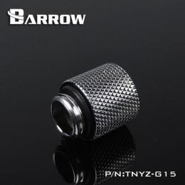 Фото Прямой адаптер 15мм G1/4 Barrow (TNYZ-G15) хром