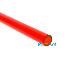 Фото Красная акриловая трубка 10/14мм