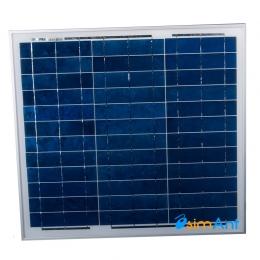 Фото Поликристаллическая солнечная батарея 30W 12В