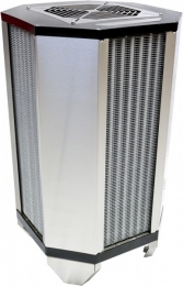 Фото Внешний алюминиевый пассивный радиатор airplex GIGANT 1680