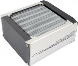 Фото Алюминиевый радиатор водяного охлаждения airplex radical 4/120