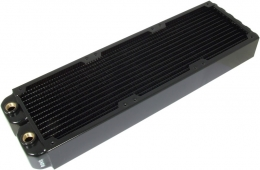 Фото Радиатор водяного охлаждения компьютера airplex XT 360 G1/4