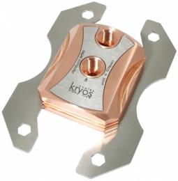 Фото Водоблок cuplex kryos HF for socket AM3(+)/AM2(+)/FM2(+)/FM1, G1/4