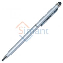 Фото Ручка-стилус для ёмкостных экранов (серебристый)