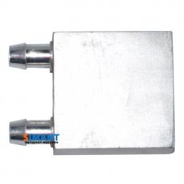 Фото Водоблок для термоэлектрических модулей Пельтье (40х40)