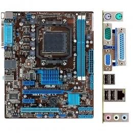 Фото Материнская плата Asus M5A78L-M LX3 (sAM3+, AMD 760G, PCI-Ex16, DDR3)