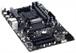 Фото Системная плата Gigabyte GA-970A-DS3P (sAM3+, AMD 970 / AMD SB950, DDR3)