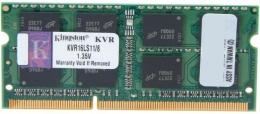 Фото Память Kingston DDR3 1600 8GB 1.35V (KVR16LS11/8)