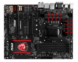 Фото Игровая материнская плата MSI Z97 Gaming 5 (s1150, Intel Z97, PCI-Ex16, DDR3))