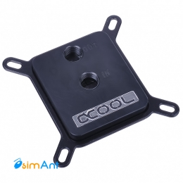 Фото Водоблок Alphacool NexXxoS XP3 Light - Acetal Nickel - Intel/AMD