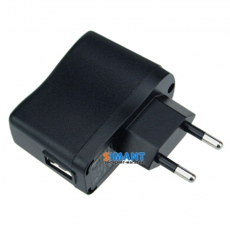Фото Сетевое зарядное устройство USB
