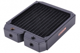 Фото Радиатор водяного охлаждения Alphacool NexXxoS XT45 Full Copper 180mm Single