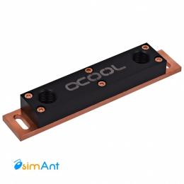 Фото Водоблок для модулей памяти Alphacool D-RAM-Cooler X2 (for Corsair Dominator™ RAM) - Acetal