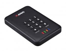 """Фото Внешний карман для HDD/SSD 2.5"""" Maiwo K2533 Black"""
