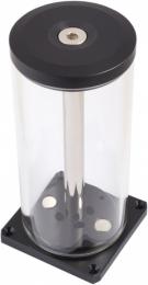 Фото Резервуар AquaComputer aqualis base for pump adapters 450 ml with nano coating