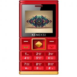 Фото Мобильный телефон Keneksi Art M1 Red (4602009346491)