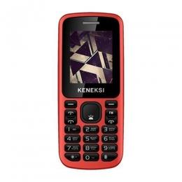 Фото Мобильный телефон Keneksi E1 Dual Sim Red (4602009352201)