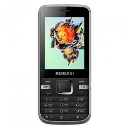Фото Мобильный телефон Keneksi K5 Black Dual Sim (4602009359477)