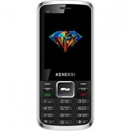 Фото Мобильный телефон Keneksi K6 Black Dual Sim (4602009369124)