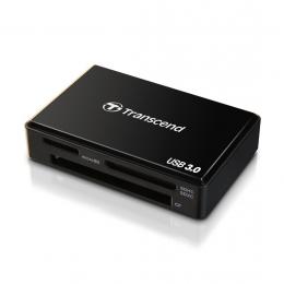 Фото Кард-ридер Transcend USB 3.0 Black (TS-RDF8K)