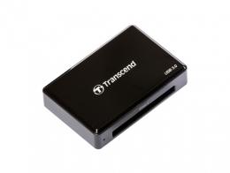 Фото Кардридер Transcend USB 3.0 CFast Black (TS-RDF2)