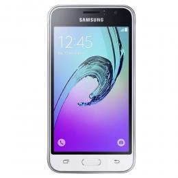 Фото Смартфон Samsung Galaxy J1 2016 J120H/DS White (SM-J120HZWDSEK)