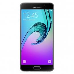 Фото Смартфон Samsung Galaxy A5 2016 J120H/DS Black (SM-A510FZKDSEK)